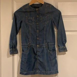 Girls Denim Tommy Hilfiger Dress size 8